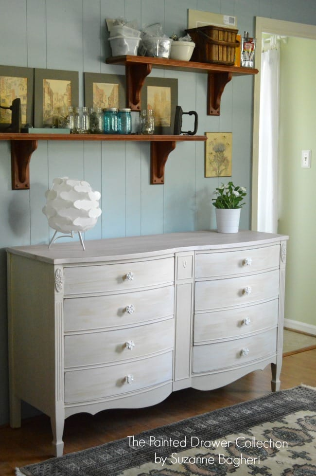 Ella's Blush Dresser – Before and After