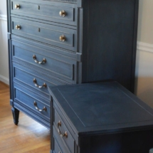 Coastal-Blue Milk Paint by The Painted Drawer