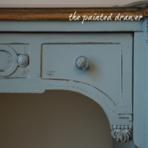 Persian Blue and Seagull Gray Paint Color Series