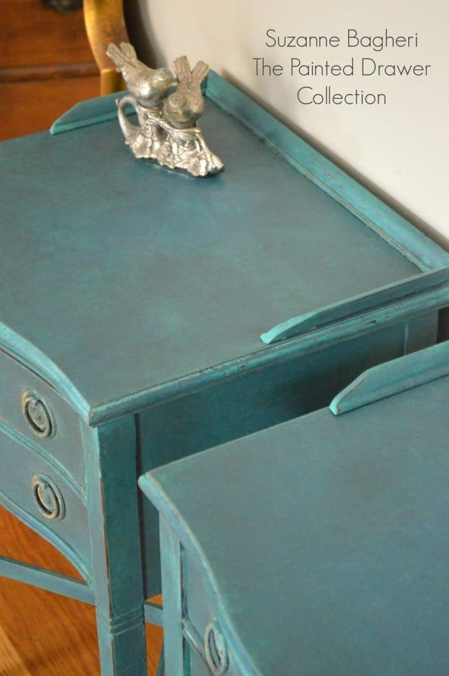 Florence Tables, Annie Sloan Chalk Paint