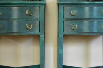 Florence Tables, Annie Sloan Chalk Paint
