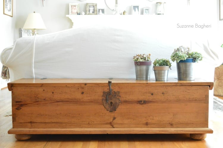 FFM: Is It a Farmhouse Bench or Vintage Chest?