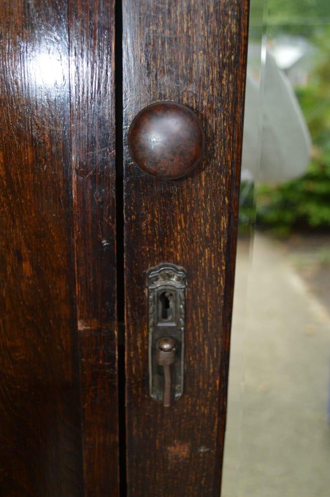 vintage armoire