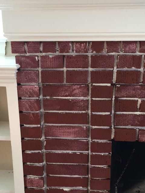 Whitewash Brick