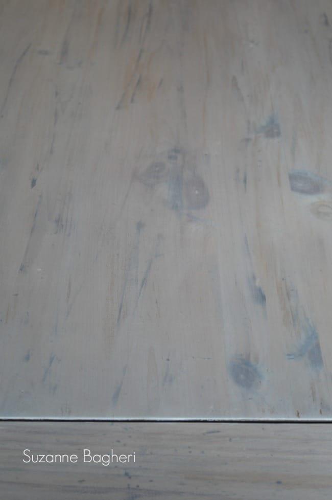 whitewash stain