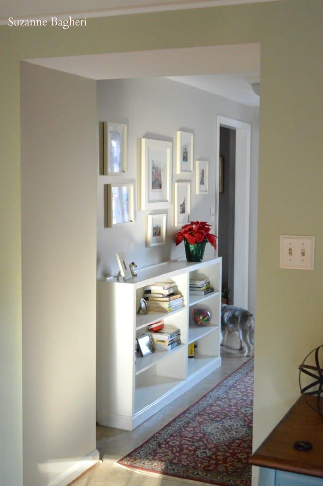 Accessible Beige Hallway