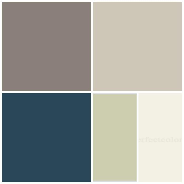 My Color Scheme Collage