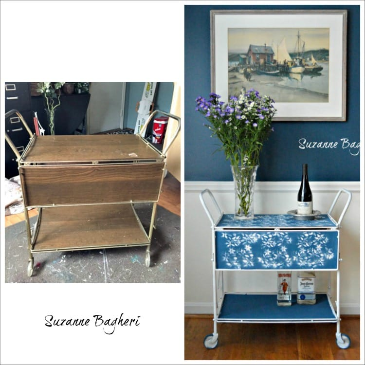 Trash to Treasure – a Vintage Cart