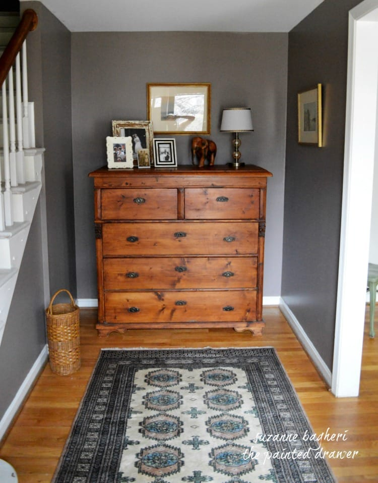 Foyer with Hungarian Chest
