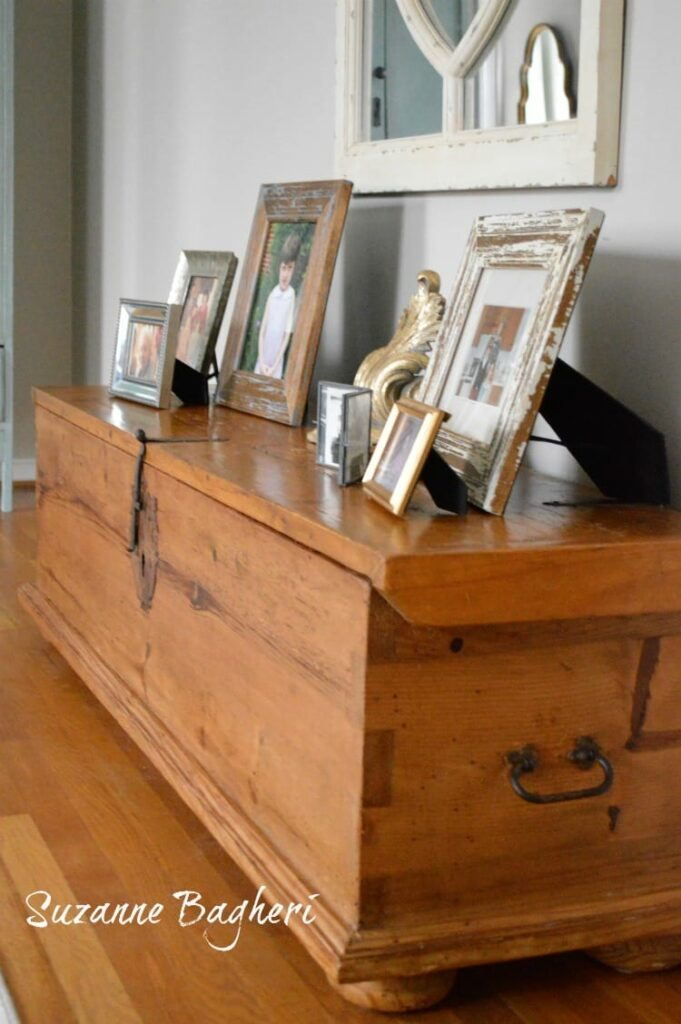 Farmhouse Trunk