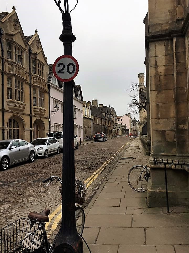 Annie Sloan shop Oxford