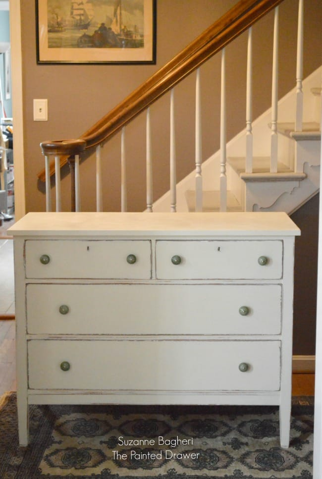Simply White Dresser