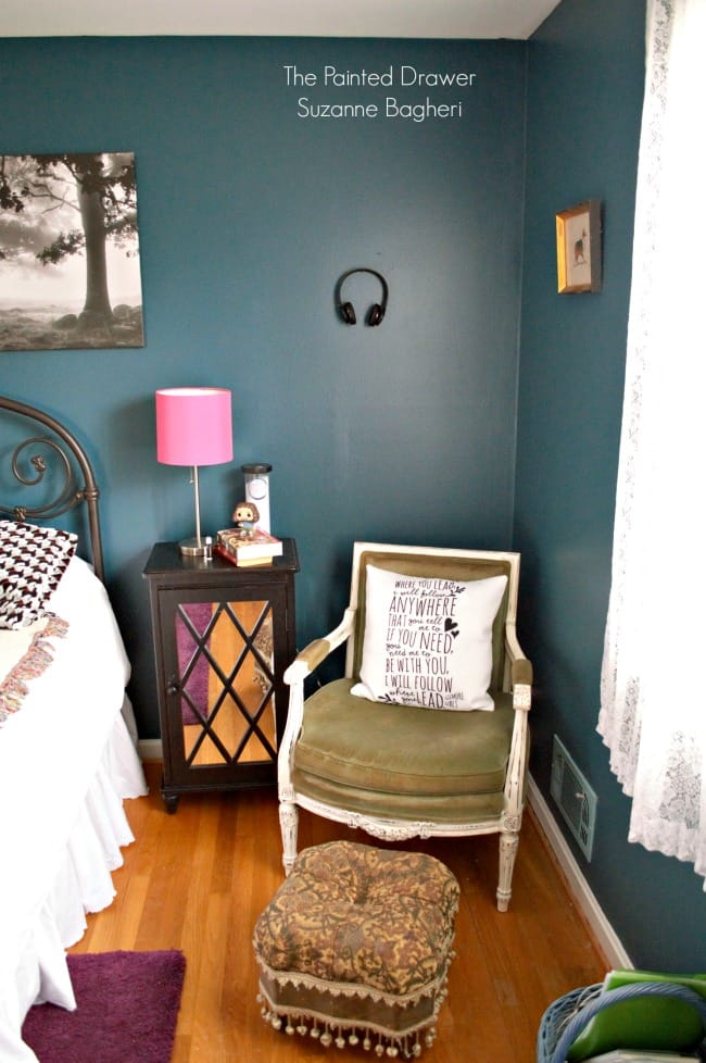 Behr Wanderlust Teen Room