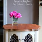 French Table in Annie Sloan Old Ochre