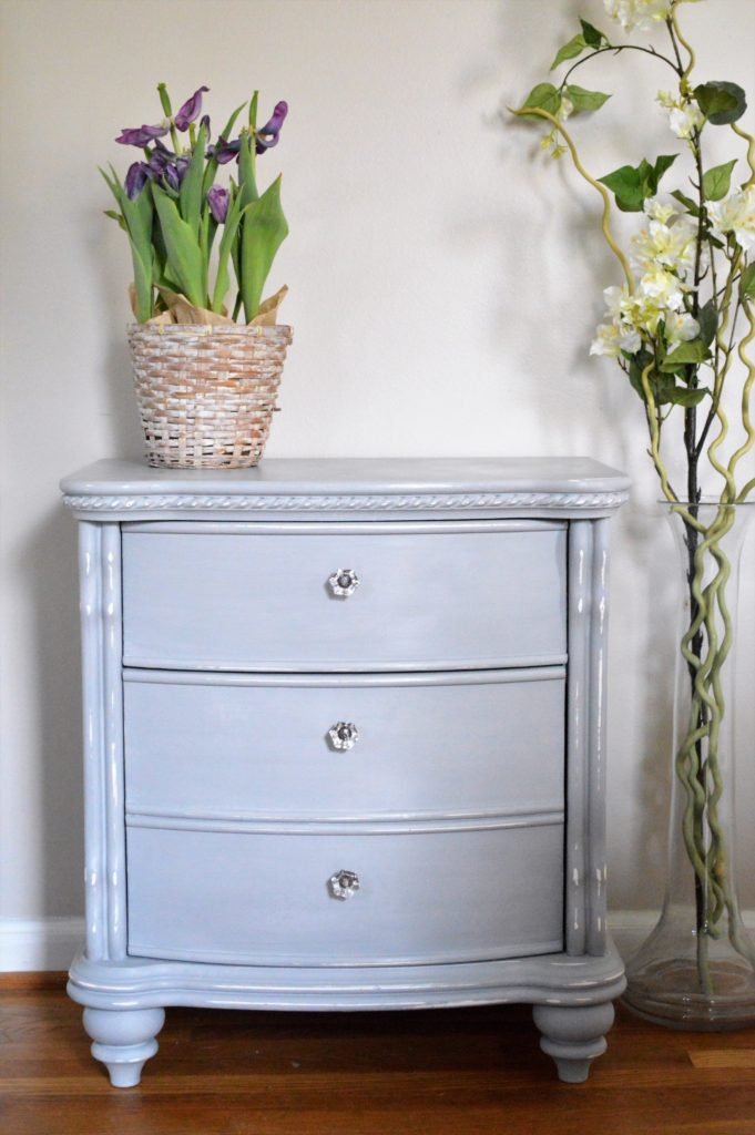 Giving a New Piece Charm – Nightstand Before and After