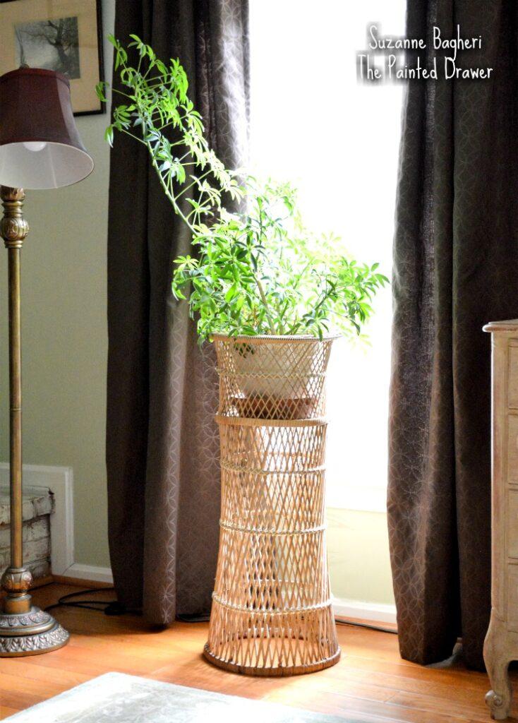 Boho Chic Vintage Planter