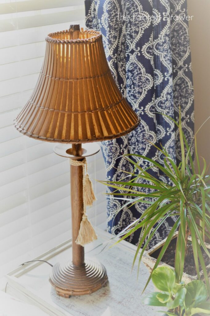 Thrift Store Lamps
