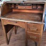 child's rolltop desk