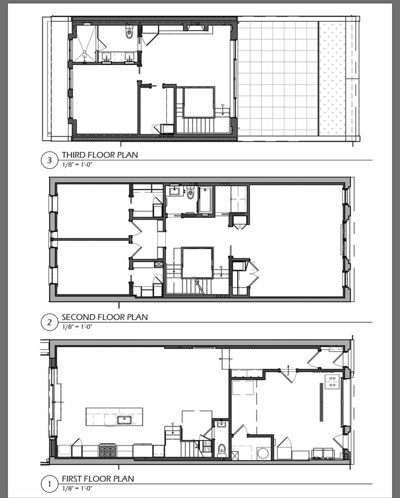 Brooklyn carriage house series 5 for Carriage house floor plans