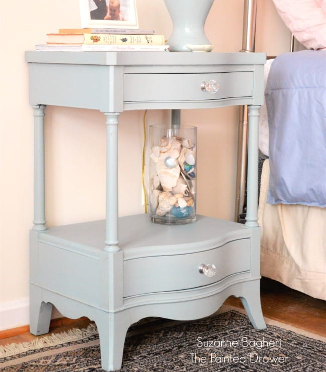 General Finishes Persian Blue Nightstand