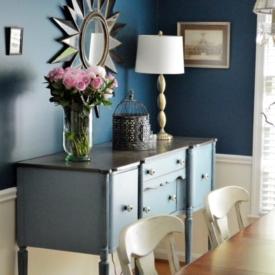 Stillwater Blue Sideboard