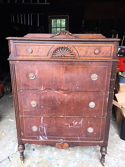 FFM: Fantastic Old Chest of Drawers!