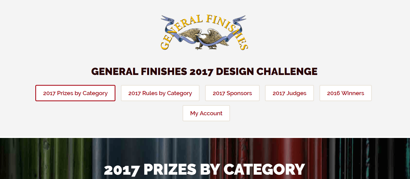 General Finishes Contest