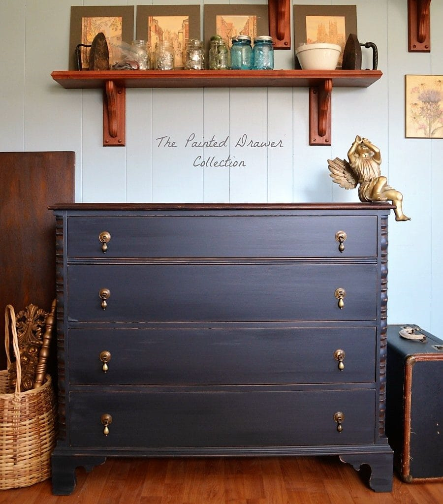 Black Pepper Dresser