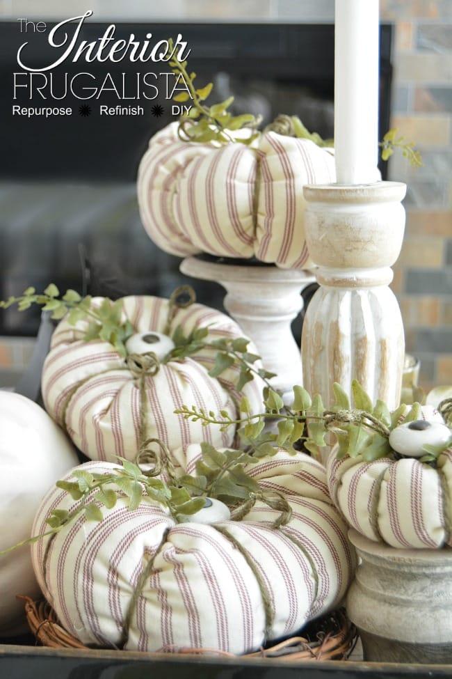 Fall Pumpkins The Interior Frugalista