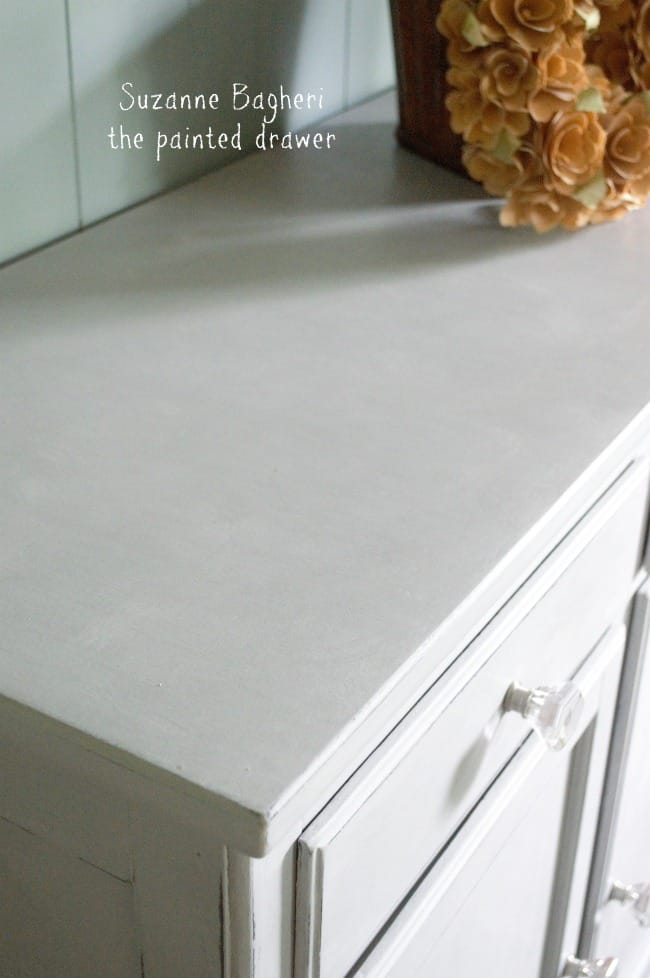 Paris Grey Cabinet
