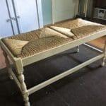 bench beffore