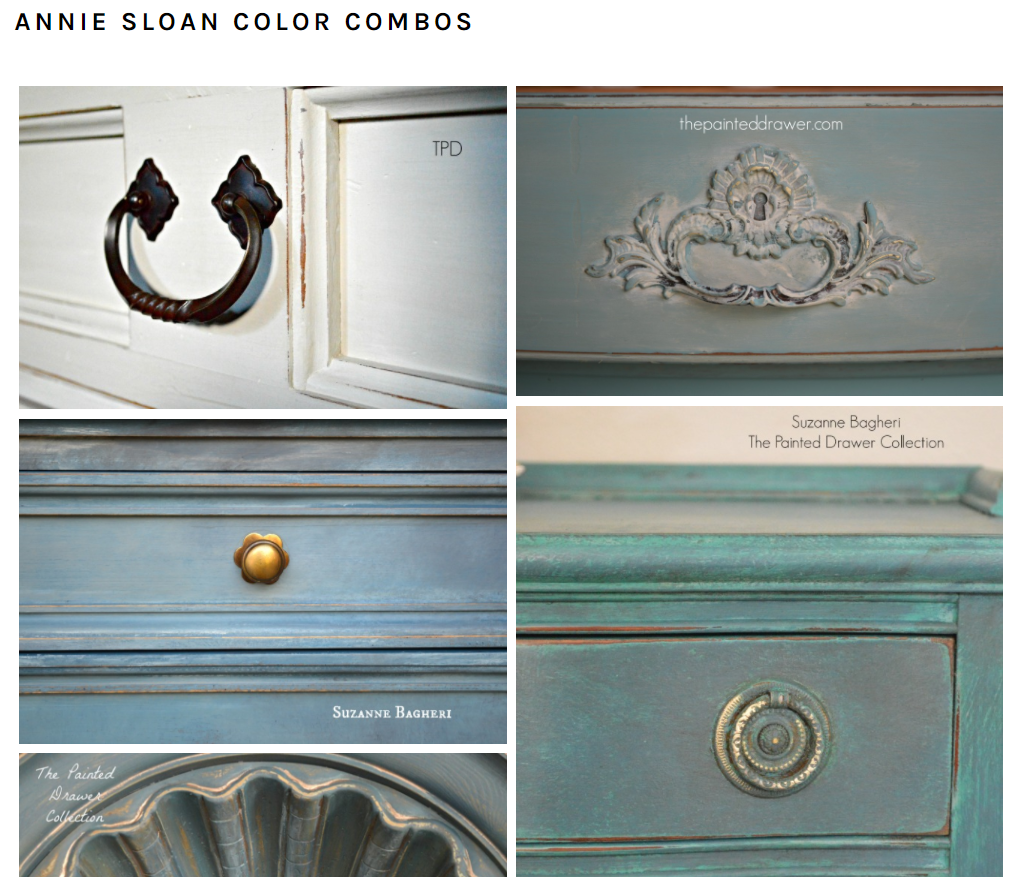 Annie Sloan Color Galleries