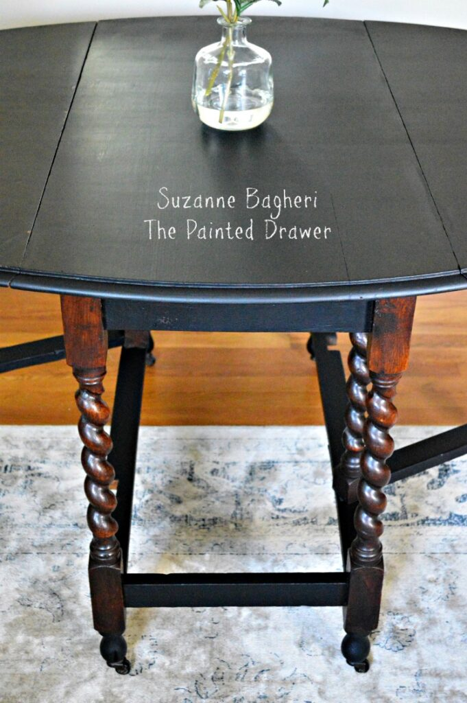 Suzanne Bagheri Vintage Gateleg Table