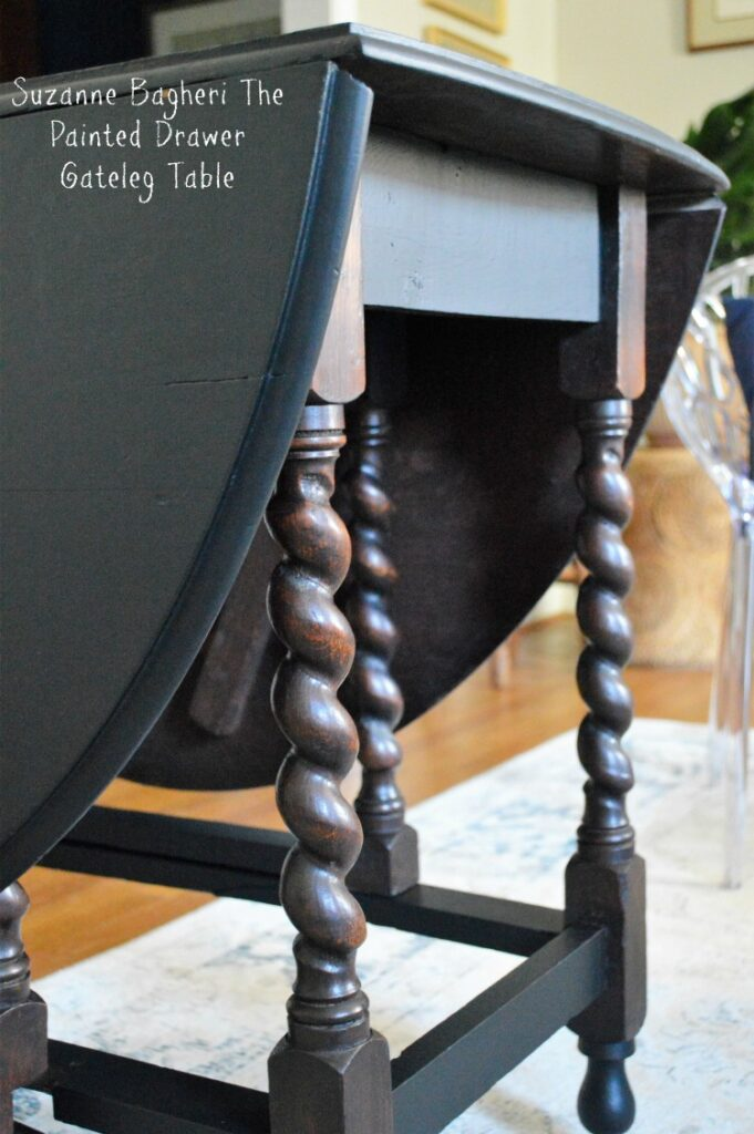 Suzanne Bagheri Vintage Gateleg Table