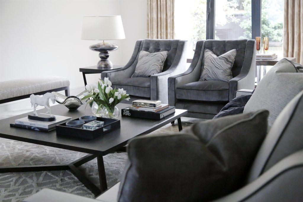 Modern Decor Spencer Chair The Sofa Company
