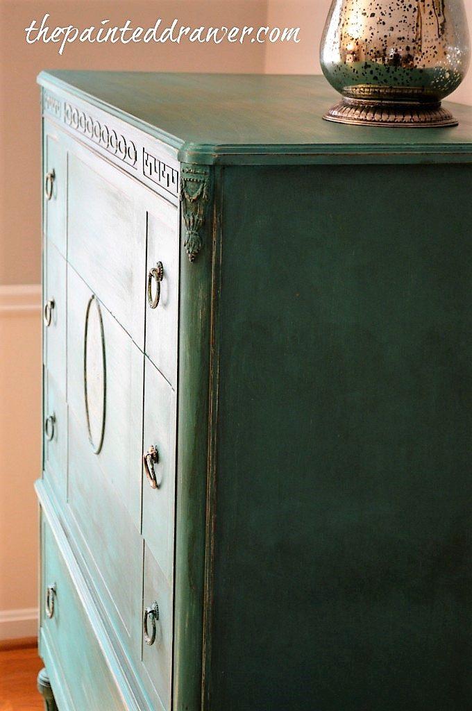 Annie Sloan Florence Dresser