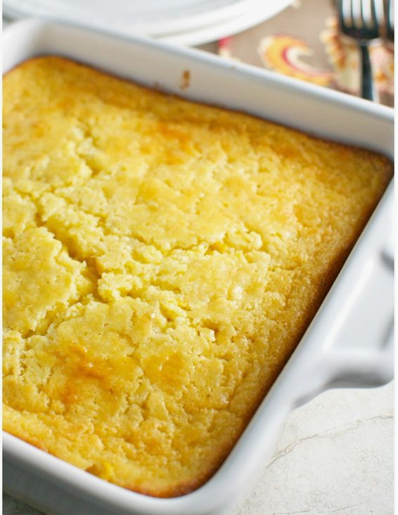 Thanksgiving Recipe Share: Cornbread Casserole