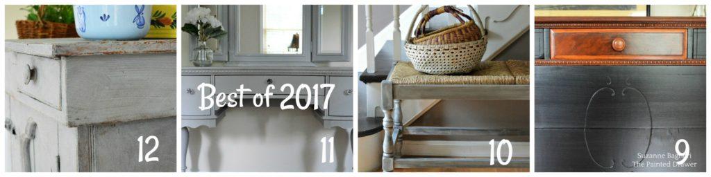 Best of 2017 Countdown