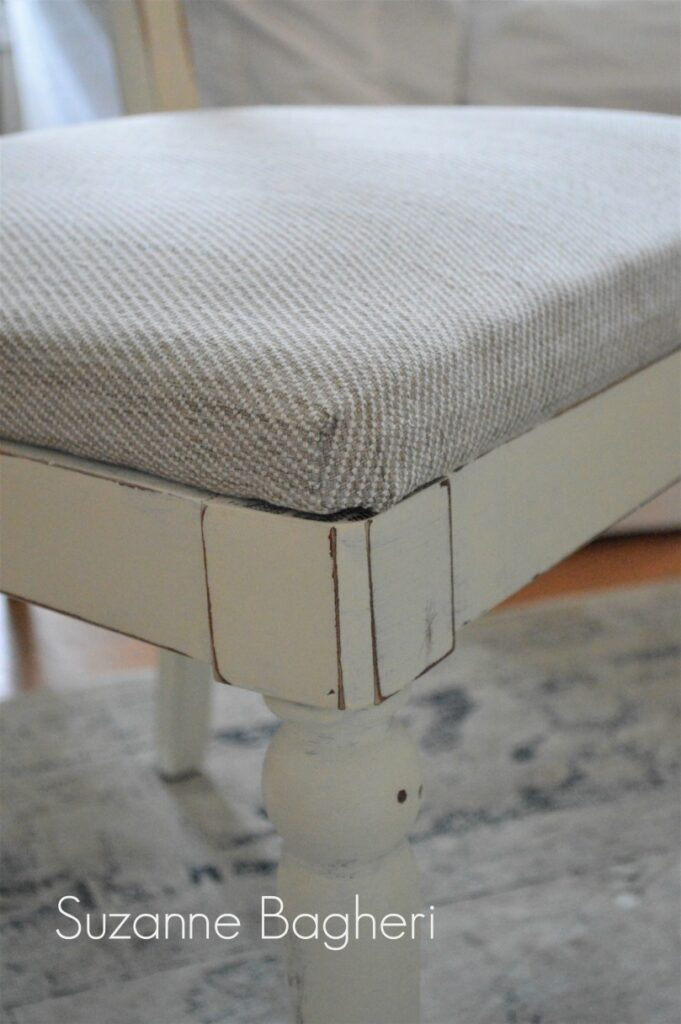 How To Refinish and Reupholster Chairs