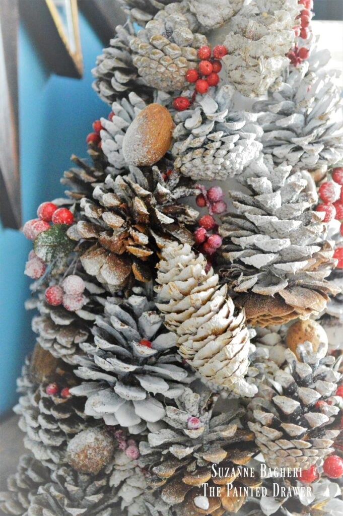Pine Cone Tree, How-To