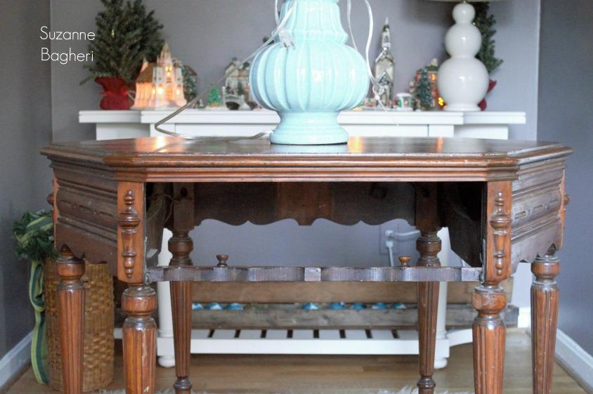 Vintage Sewing Table