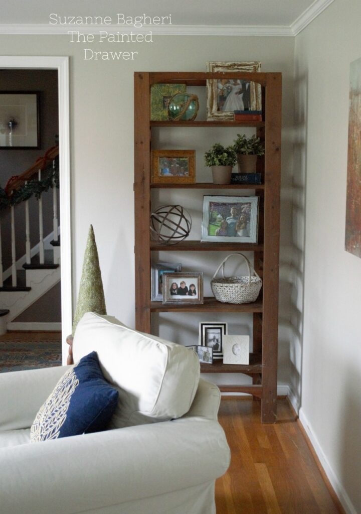 Thrift Store Wall Unit