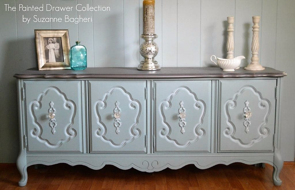 Bassett Cabinet
