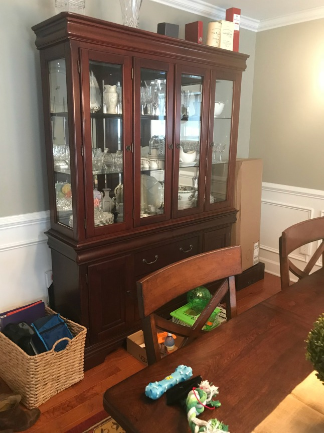 Favorite Find Monday: China Cabinet