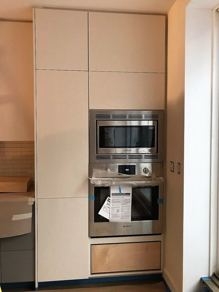 Kitchen Wall Oven