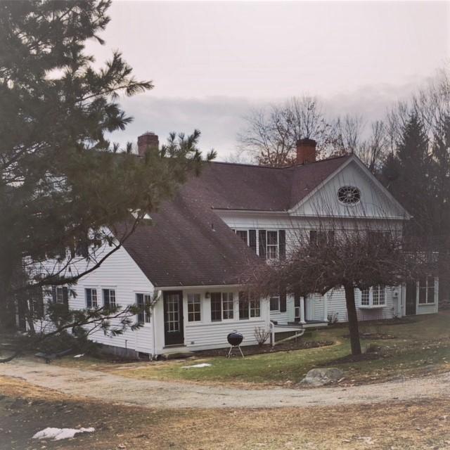 Connecticut Farmhouse