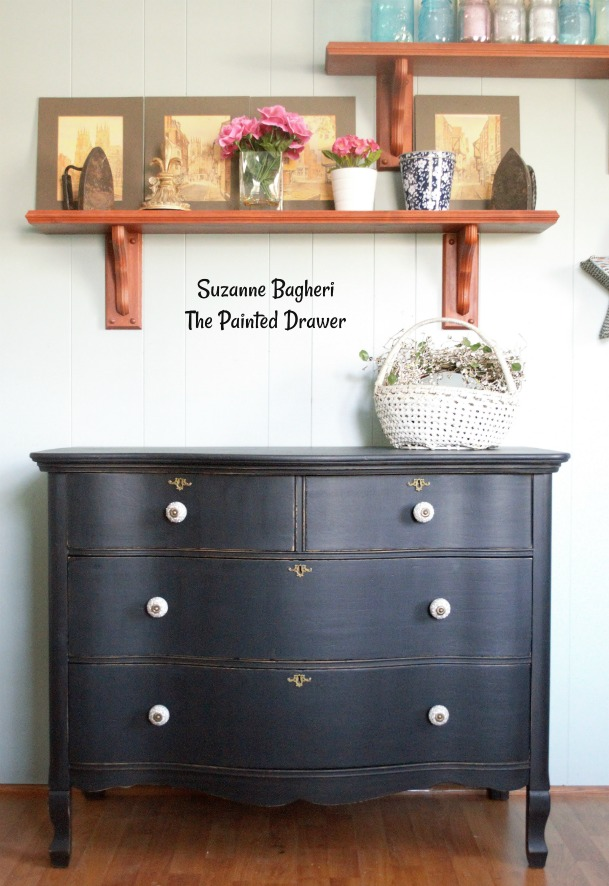 Alisa's Farmhouse Dresser: Monday Makeover