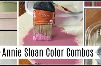 Annie Sloan Color Combos
