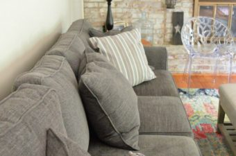 Corey Sectional from Haverty's