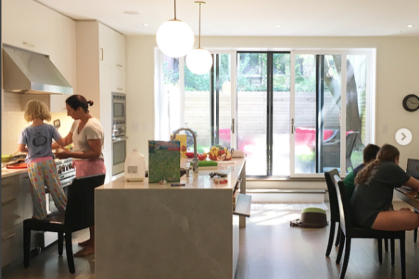 Brooklyn Carriage House – All Moved In